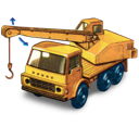1373584469_Dodge_Crane_Truck_with_movement